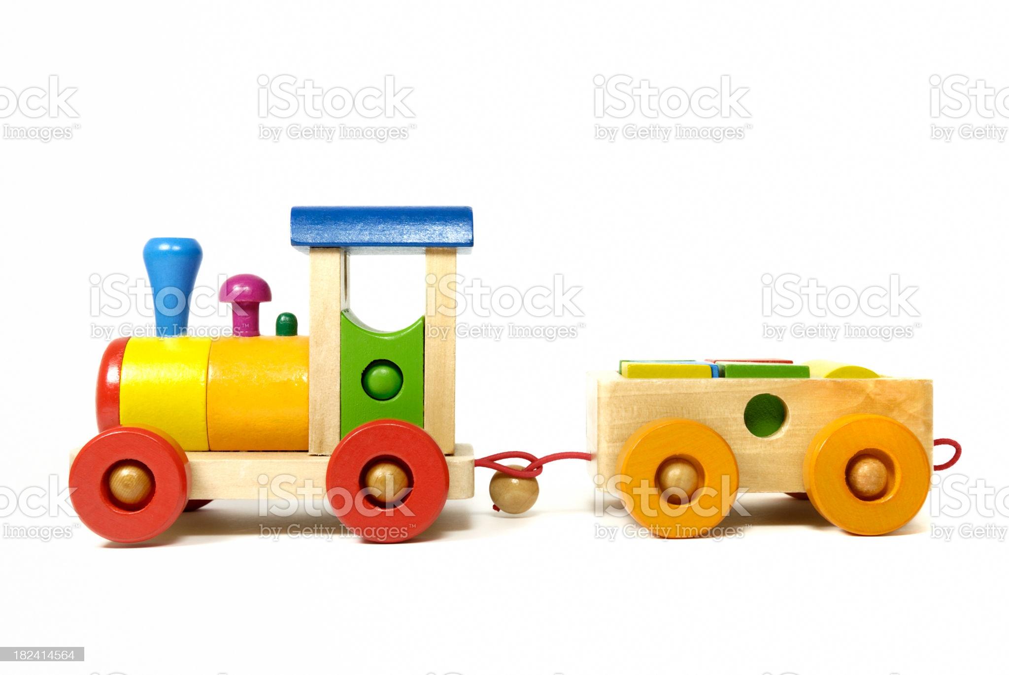 Lokomotiva pro děti