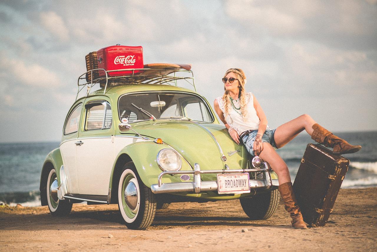 automobil na dovolenou