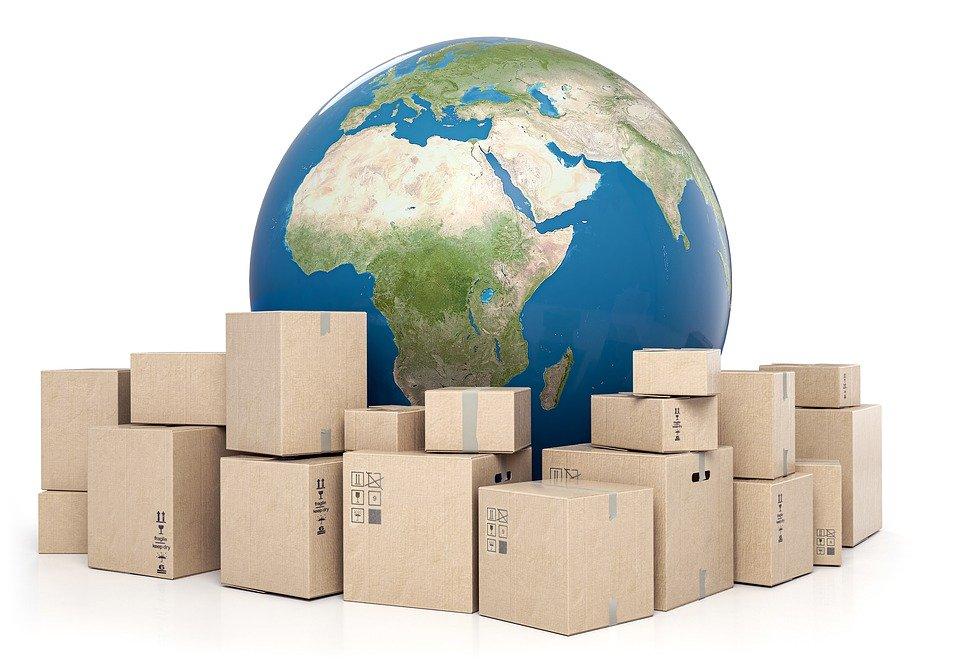 balíky a svět