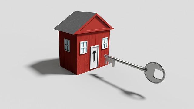 domek s klíčem