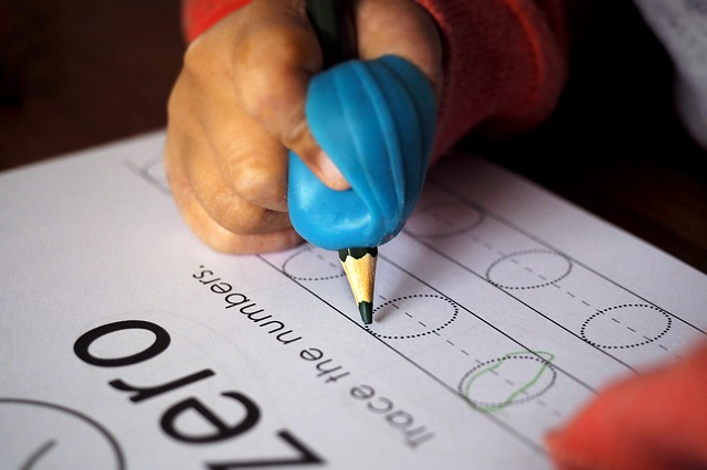 Procvičování anglických číslic