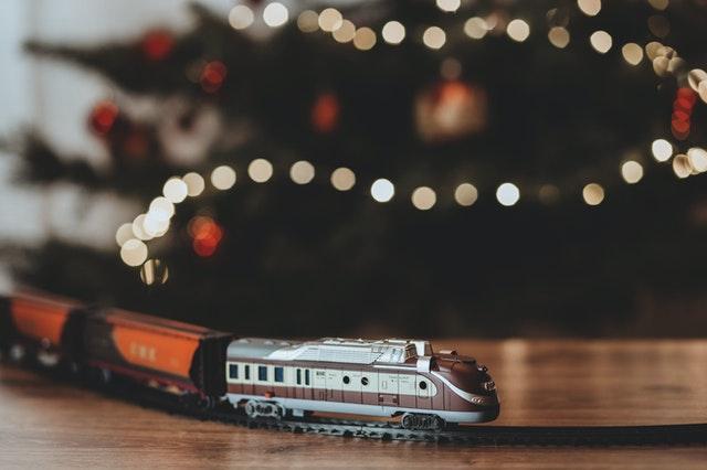 model vlaku