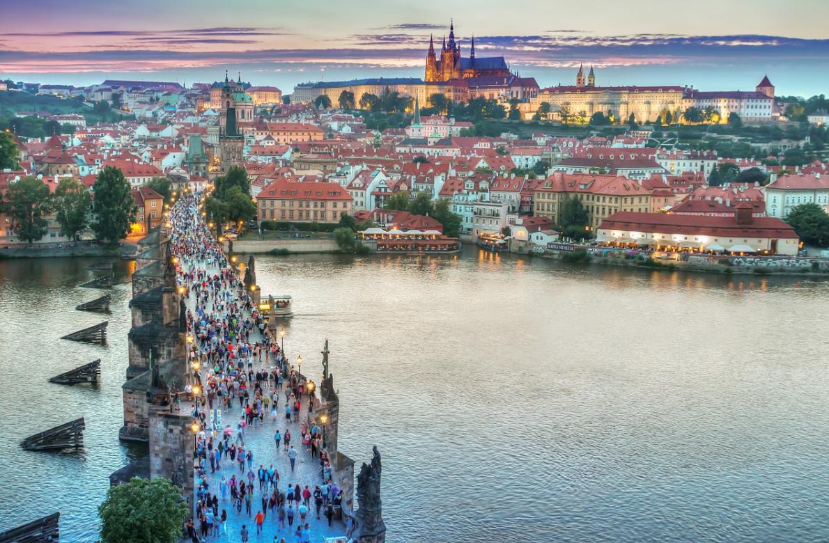 Levné letenky Praha Lisabon